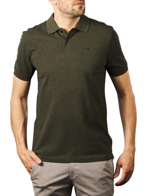 Scotch & Soda Polo Shirt military melange