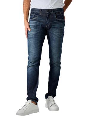 PME Legend Denim XV Jeans Slim Fit dark blue denim