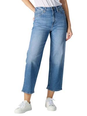 Lee Wide Leg Jeans Bootcut light luna