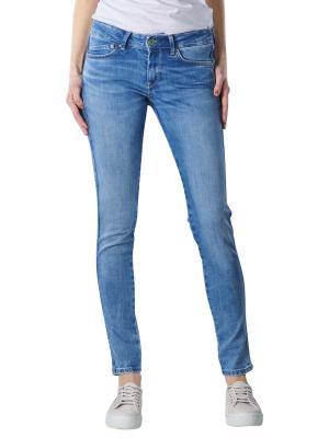 Pepe Jeans Pixie Stitch Skinny Fit blue