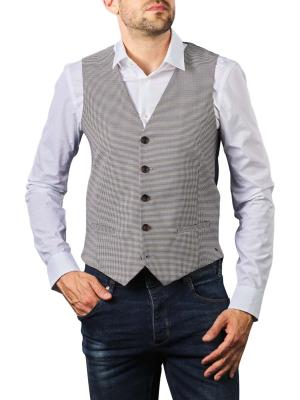Scotch & Soda Classic Gilet Yarn Dyed 0222