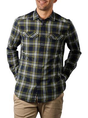 PME Legend Twill Check Shirt 6381
