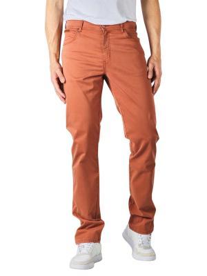 Wrangler Texas Slim Jeans ginger