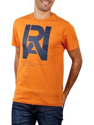 G-Star Graphic Raw T-Shirt amber