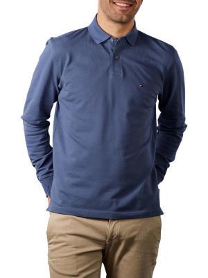 Tommy Hilfiger 1985 Polo-Shirt Regular faded indigo