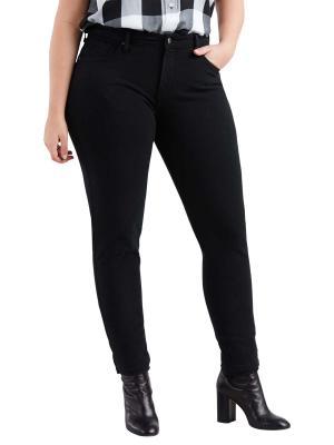 Levi's 311 Jeans PL Shaping Skinny 4x Stretch ultra black