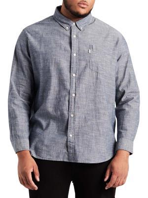 Levi's Big Classic 1Pkt Shirt indigo chambray