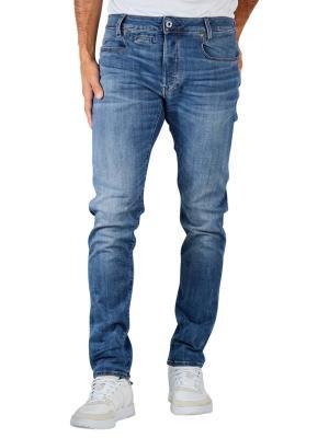 G-Star D-Staq Slim Jeans medium indigo aged