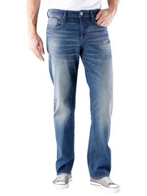 G-Star 3301 Relaxed Jeans worker blue faded