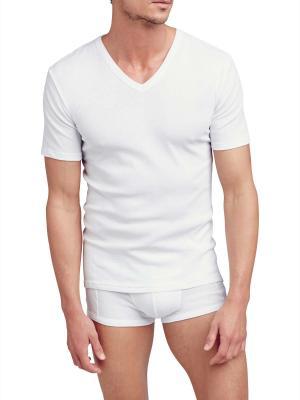 Jockey 2-Pack Modern Classic V-Neck Shirt white