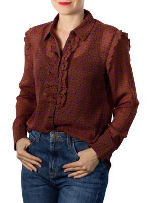 Maison Scotch Button Up Shirt combo b