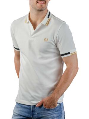 Fred Perry Polo Shirt weiss