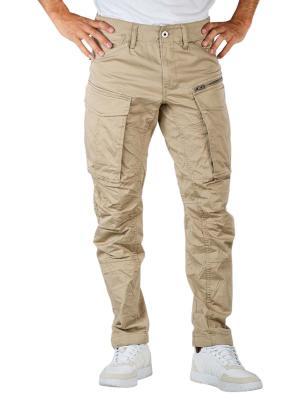 G-Star 3D Tapered Pants Rovic Zip dune