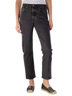 Levi's 501 Cropped Jeans cabo fade