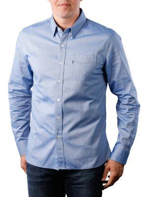 Levi's Sunset Pocket Shirt true blue