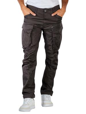 G-Star 3D Tapered Cargo Pant Rovic Zip raven