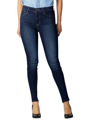 Levi's 720 High Rise Super Skinny Jeans high life warm