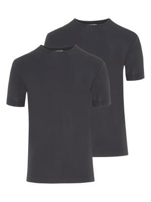 Jockey 2-Pack Microfiber Air T-Shirt black