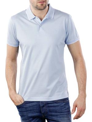 Gant Oxford Pique SS Rugger Polo Shirt hamptons blue