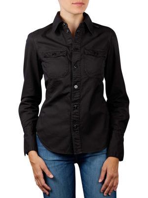 G-Star Kick Back Shirt dark black
