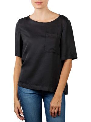 Marc O'Polo Short Sleeve Shirt dusty black