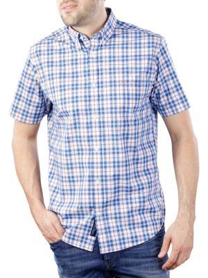 Gant TP BC Multi Check Reg BD SS Shirt arancia