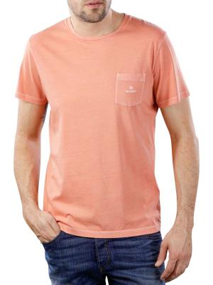 Gant Sunfaded SS T-Shirt pale coral