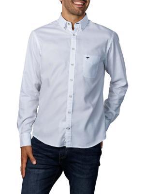 Fynch-Hatton All Season Oxford Shirt white