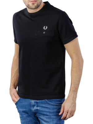 Fred Perry T-Shirt M8531 schwarz
