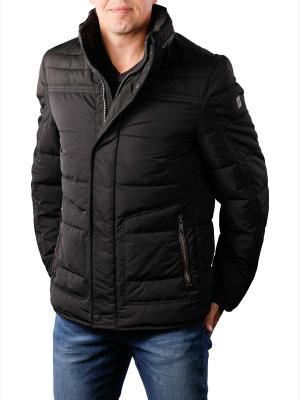 Milestone Jones Jacke schwarz