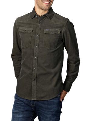 G-Star 3301 Shirt Slim asfalt