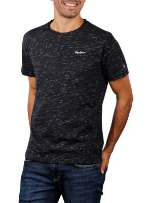 Pepe Jeans T-Shirt Paul Crew Neck black