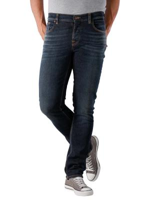Nudie Jeans Grim Tim endorsed indigo