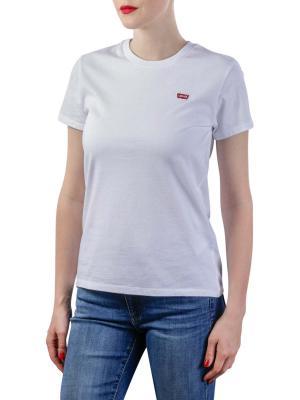 Levi's Perfect Tee Shirt white cn-100xx