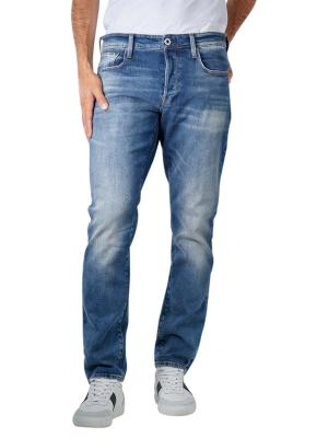 G-Star 3301 Straight Tapered Jeans vintage azure