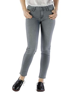 Lee Scarlett Skinny Stretch Jeans grey camino