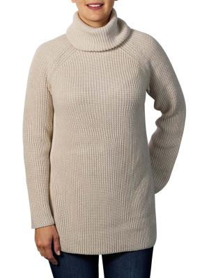 Marc O'Polo Organic Pullover Longsleeve sandy melange