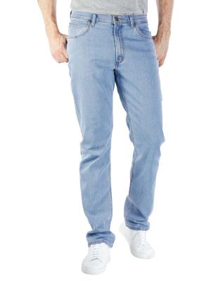 Lee Brooklyn Straight Jeans classic light stonewash
