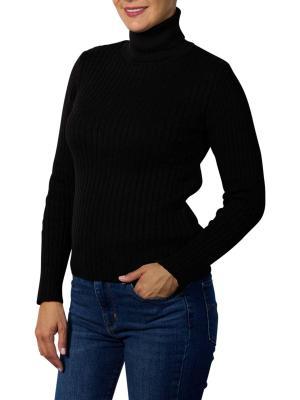Marc O'Polo Pullover Longsleeve Organic black