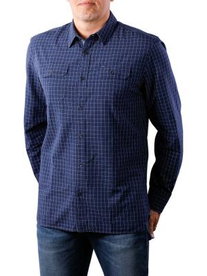 Pepe Jeans Meldon Washed Check indigo