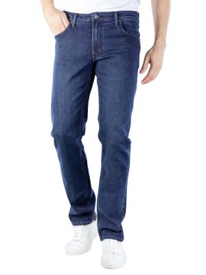 Lee Daren Jeans Zip Fly Straight dark blue wood