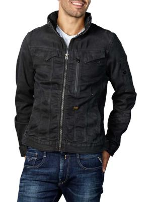 G-Star Citishield Zip Jacket Originals waxed black cobler