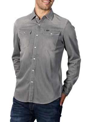 G-Star Shirt Slim faded dust grey