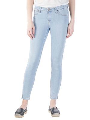 Lee Scarlett Jeans Skinny Cropped light coroval