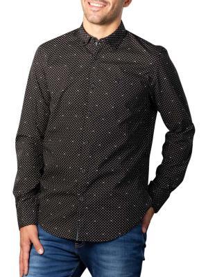 PME Legend Longsleeve Shirt Poplin meteorite