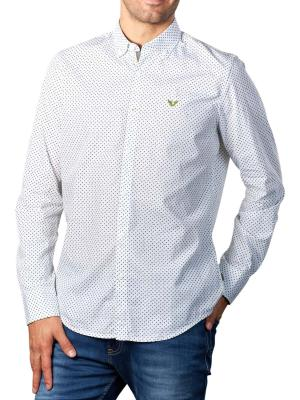 PME Legend Longsleeve Shirt Poplin bright white