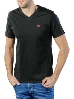 Levi's Orig HM VNeck T-Shirt mineral black