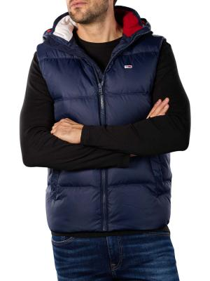 Tommy Jeans Padded Down Veste twilight navy