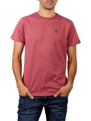 Pepe Jeans Bavin T-Shirt Crew Neck merlot