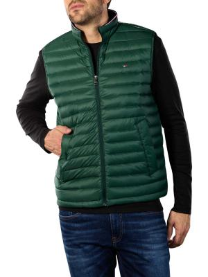 Tommy Hilfiger Packable Down Vest hunter
